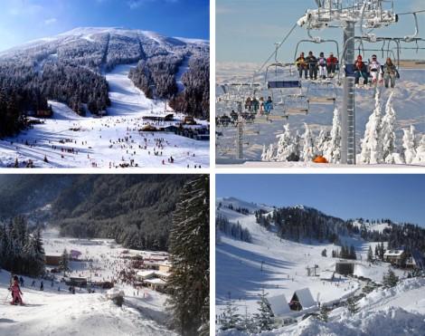 Balkanların Kayak Merkezleri