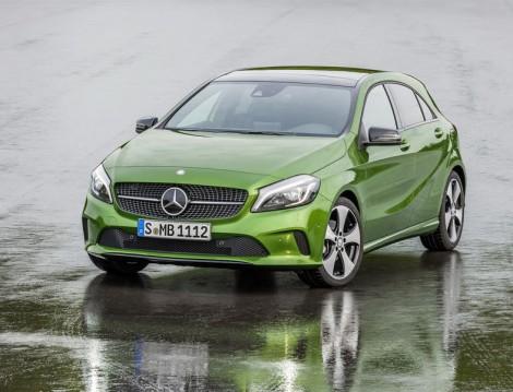 Bayalara Özel Arabalar Mercedes