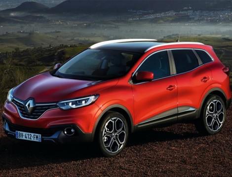 Bayalara Özel Arabalar Renault Kadraj