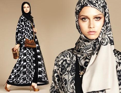 Dolce&Gabbana Abâye Koleksiyonu'nun Deşifrelenmesi