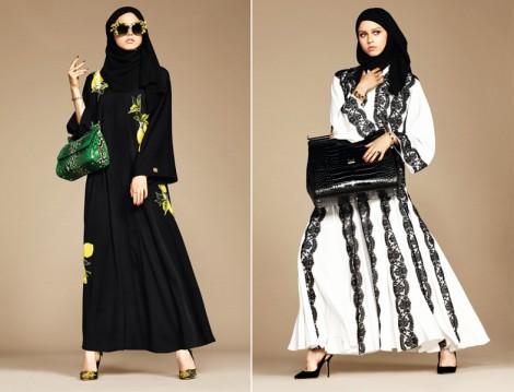 Dolce Gabbana Abaya Koleksiyonu 2016