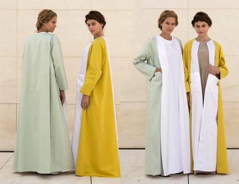 2016 Yaz Abaya Modellerinde Minimal Estetik