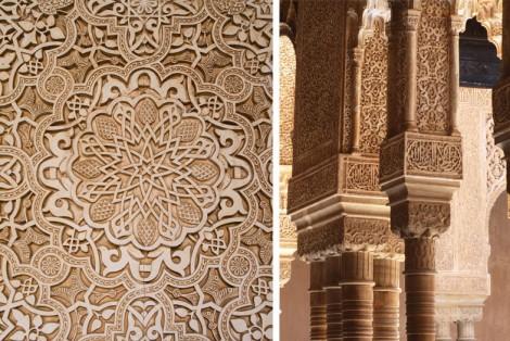 El Hamra Sarayı Endülüs