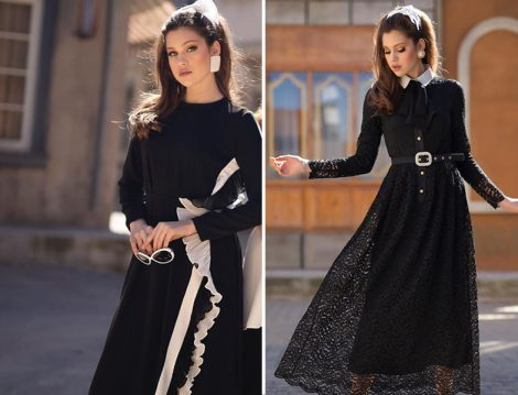 Lady Şah Başakşehir (Senna Design Elbise)