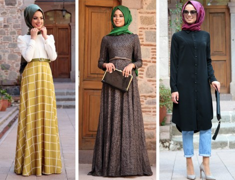 Mevra Popüler Tesettür Giyim Modelleri