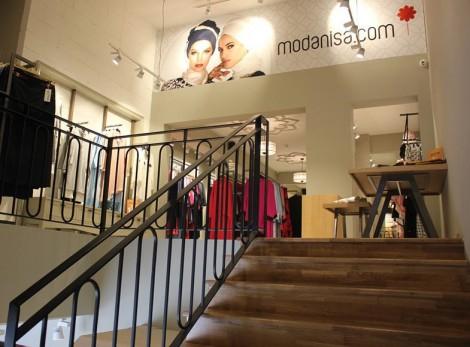 Modanisa Mağazası Ümraniye