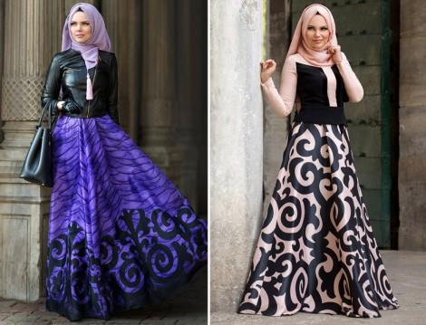 Muslima Wear 2016 Abiye Elbise Modelleri