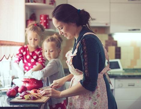 Sömestr Tatilinde Çocuğunuzla Mutfakta Hazırlayabileceğiniz Lezzetler