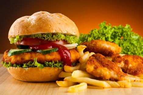 Sağlıklı Fast Food Tarifleri