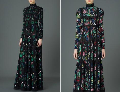 Siyah Tesettür Giyim 2016