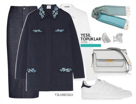 Tesettür Giyim Kombinleri 2016