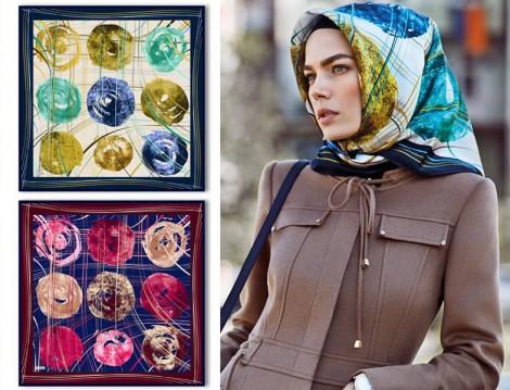 Tuğba Venn 2016 Eşarp Koleksiyonu