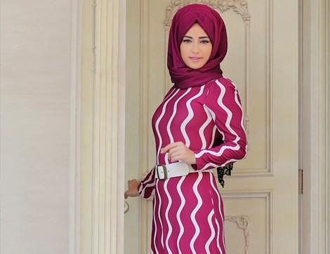 Stilinize Damga Vuracak 10 Desenli Elbise