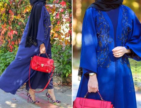 Annah Hariri 2016 Abaya ve Ferace Modelleri