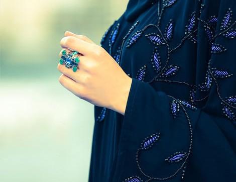 Annah Hariri 2016 Abaya Koleksiyonu