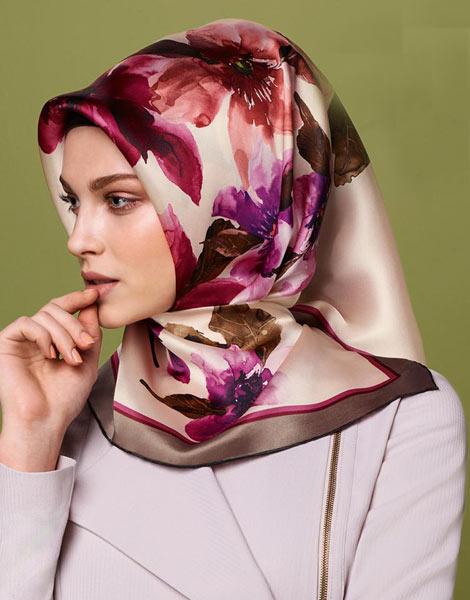 2019 İlkbahar - Yaz eşarp ve şal modası