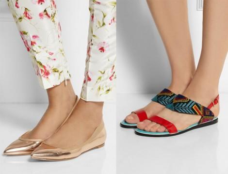 Babet ve Sandalet Modelleri