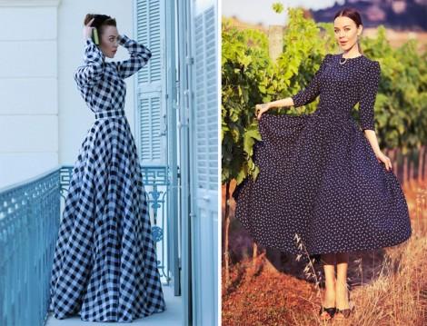 Beli İnce Gösteren Elbise Modelleri