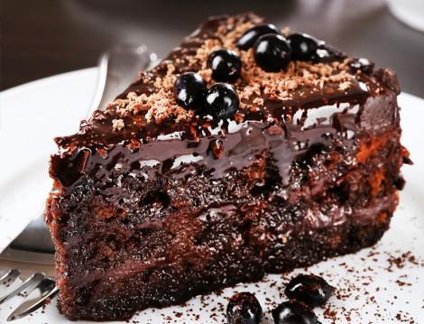 Bitter Cikolatali Pasta Tarifi