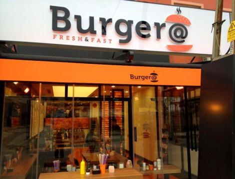Burger Et Nerede