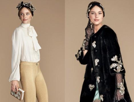 Dolce Gabbana 2016 Yaz Abiye Modelleri