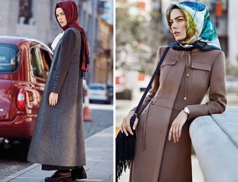 Gençler için Tesettür Giyim Ofis Kıyafetleri