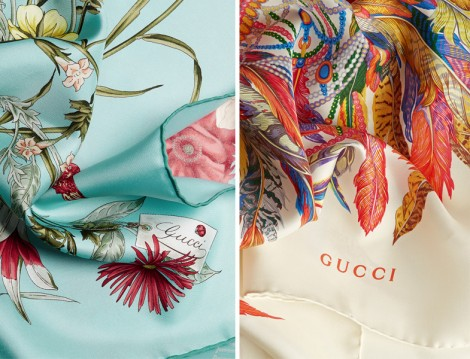 Gucci 2016 Eşarp Modelleri