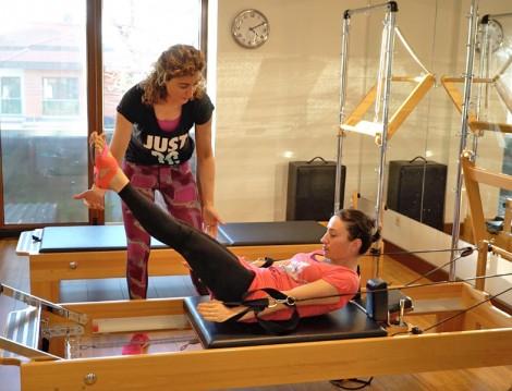 Kadınlara Özel Aletli Pilates Aysfit Spor Merkezi