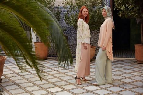 Kayra Giyim 2016 İlkbahar Yaz Tesettür Giyim Modelleri