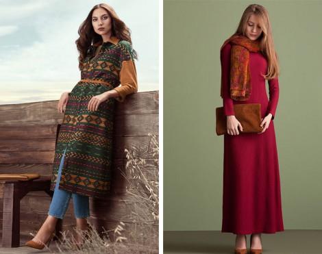 Kuaybe Gider Tesettür Elbise ve Tunik