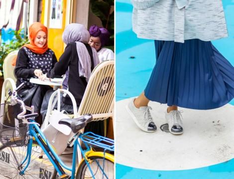 M Line Mütevazi Moda