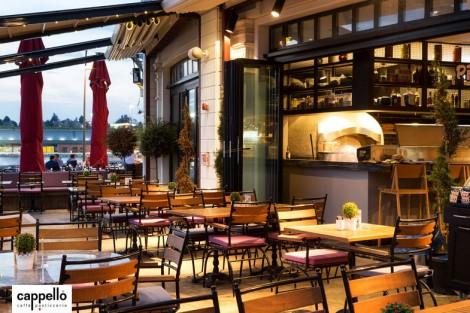 Cappello Caffe Ristorante Galeri