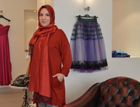 Modacı Rabia Yalçın