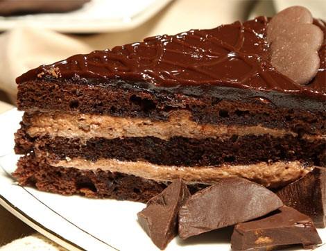 Pastacı Kreması ile Çikolatalı Pasta Nasıl Yapılır?