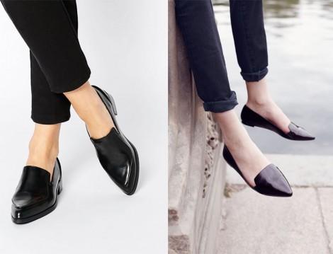Sivri Burun Loafer Ayakkabılar ve Zararları