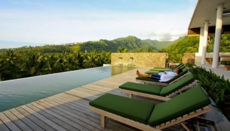 Svarga Resort Endonezya