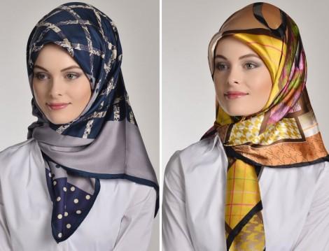 Tekbir Giyim 2016 Eşarp Modelleri