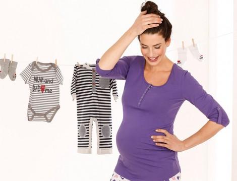 Tesettür Hamile Kıyafetleri 2016
