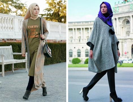 Yaşlı Gösteren Giyim Hataları Şal Bağlama