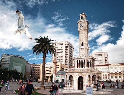 Baharın En Güzel Yaşandığı Şehir İzmir