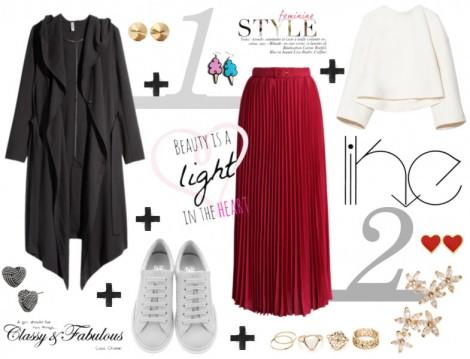2016 Tesettür Giyim Stil Önerileri