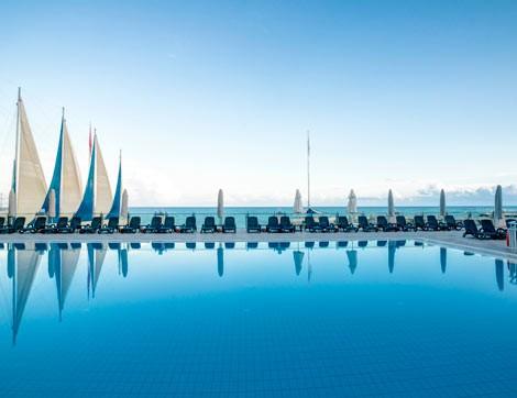 Kusursuz Bir Balayı İçin Adresiniz Adin Beach Hotel Olsun!
