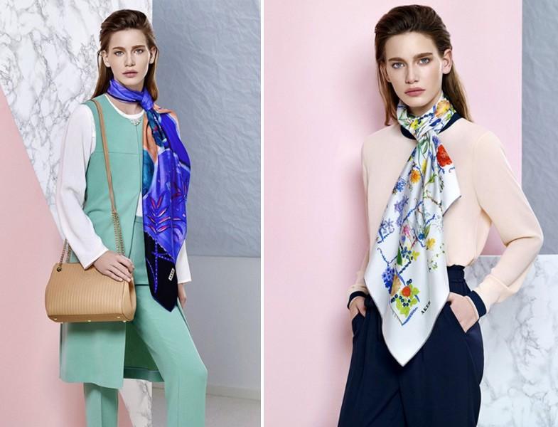 Aker 2016 İlkbahar Yaz Tesettür Giyim Modelleri