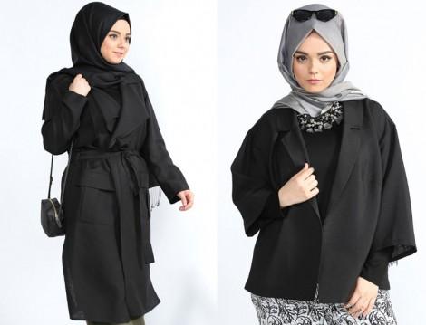 Alia Büyük Beden Tesettür Giyim Modelleri 2016
