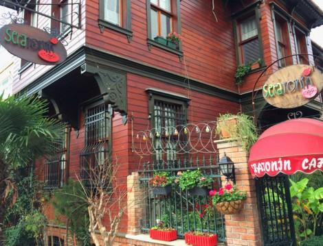 Alkolsüz Mekanlar Üsküdar Seratonin Cafe