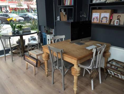 Alkolsüz Mekanlar Kadıköy Balkon Sefası Cafe