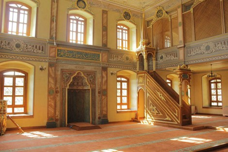 Aziz Mahmud Hüdayi Camii