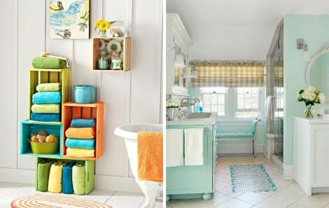 Banyo ve Lavabo Dekorasyon Örnekleri