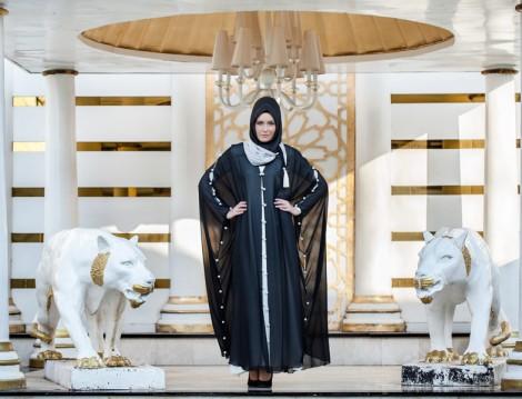 Fatma Karakullukçu Abaya Modeli