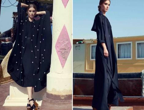 Haal Inc Dubai Abaya Modelleri 2016